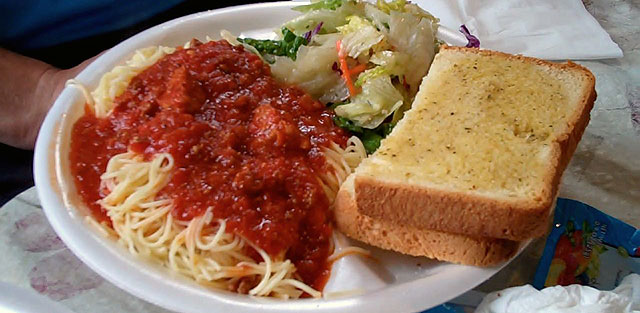 spaghetti dinner fundraiser holy cross orthodox church